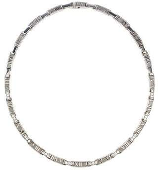Tiffany & Co. Diamond Atlas Collar Necklace