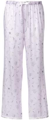 Morgan Lane Chantal floral pyjama trousers