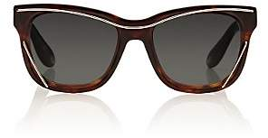 Givenchy Women's 7028/S Sunglasses-Dark havanah, Gray