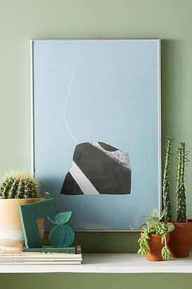 UNTITLED Artfully Walls Blue Wall Art