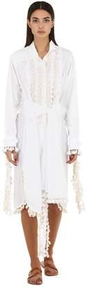Loewe Poplin Shirt Dress