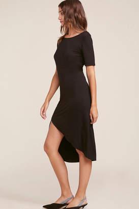 BB Dakota Off-Duty Black Dress