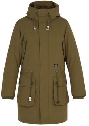 Snow Peak - Takibi Hooded Down Filled Jacket - Mens - Khaki