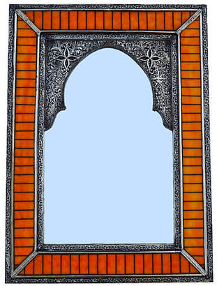 One Kings Lane Vintage Moroccan Mirror - The Moroccan Room