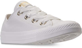 Converse Chuck Taylor Big Eyelets Ox Casual Sneakers from Finish Line