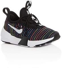 Nike Girls' Ashin Modern SE Knit Lace Up Sneakers - Toddler, Little Kid