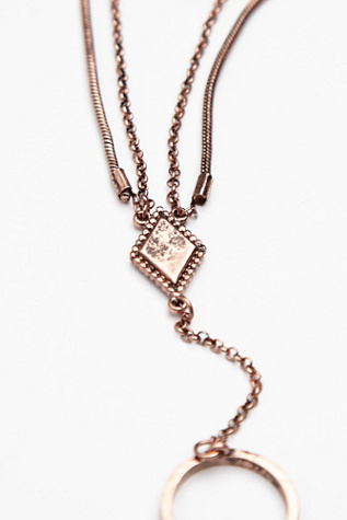 Free People Cuff to Chain Handpiece
