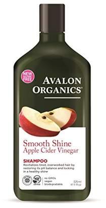 Avalon Smooth Shine Apple Cider Vinegar Shampoo