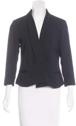 Cacharel Open Back Lightweight Blazer