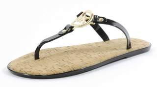 Michael Kors MICHAEL Charm Jelly Thong Sandal