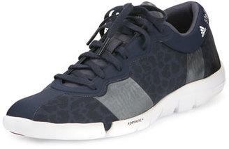 adidas by Stella McCartney Arauana Dance Trainer Sneaker, Night Navy/Cherry $130 thestylecure.com
