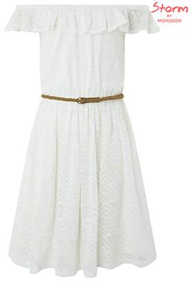 Monsoon Lois Lace Dress