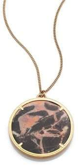 Givenchy Medallion Necklace