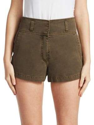 Elizabeth and James Tous Les Jours Shiloh Twill Shorts