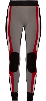 NO KA 'OI NO KA'OI Kuke colour-block performance leggings