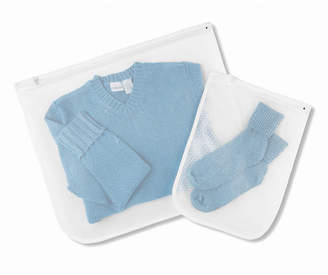 Whitmor Laundry Delicates Wash Bags, Set of 2 Mesh