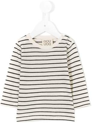Douuod Kids striped T-shirt