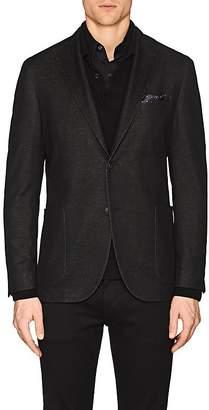 """Boglioli Men's """"K Jacket"""" Cotton Jersey Two-Button Sportcoat"""