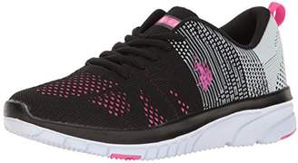U.S. Polo Assn. Women's Women's Carey-k Fashion Sneaker