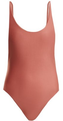 Haight - Scoop Back Swimsuit - Womens - Pink