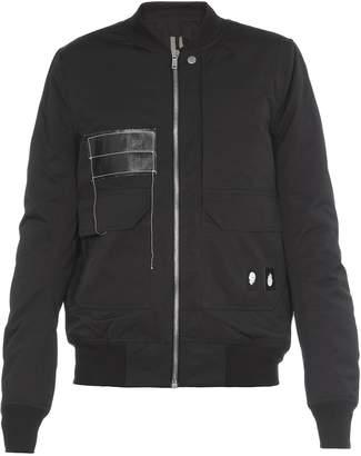 Drkshdw Cotton Blend Bomber Jacket