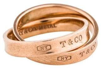 Tiffany & Co. 1837 Interlocking Ring