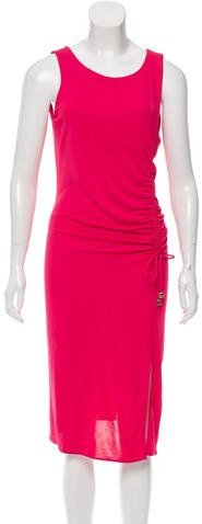 Emilio Pucci Emilio Pucci Sleeveless Midi Dress