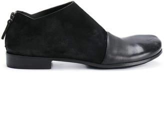 Marsèll zipped oxford shoes