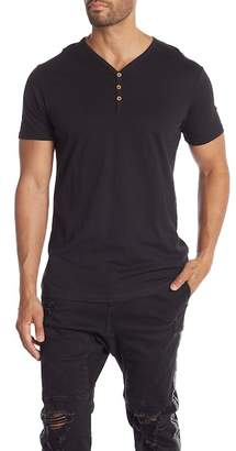 Cotton On & Co. Essential Short Sleeve Henley