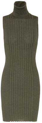 Maison Margiela Sleeveless wool dress