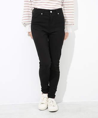 Nice Claup (ナイス クラップ) - ワンアフターアナザー ナイスクラップ Style Up Jeans(黒)