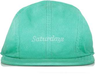 Saturdays NYC Russell Cord Hat