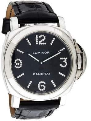 Panerai Luminor Diamanti Watch