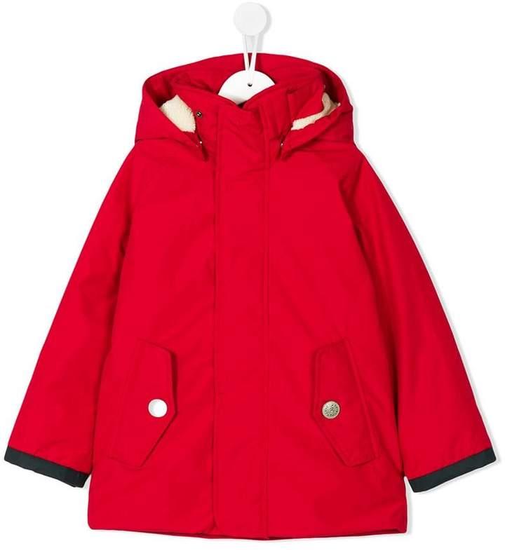 Mc2 Saint Barth Kids Voyager coat