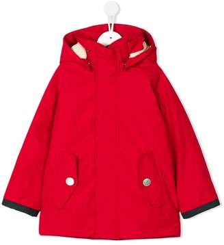 MC2 Saint Barth Kids Voyager coat