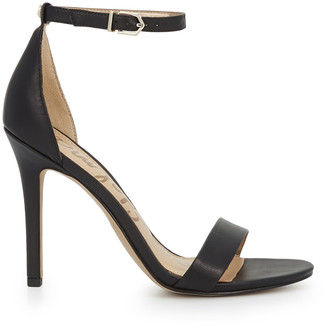 Amee Ankle Strap Sandal $120 thestylecure.com