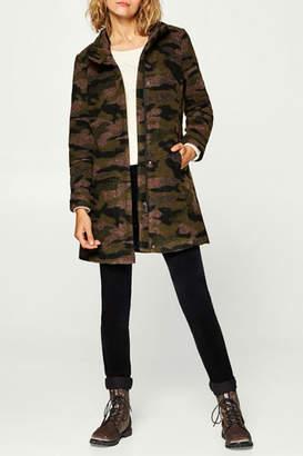 Esprit Camouflage Parka