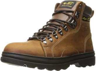 """AdTec Men's 1977 6"""" Steel Toe Hiker Work Boot"""