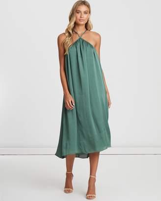 Calypso Cross Front Dress