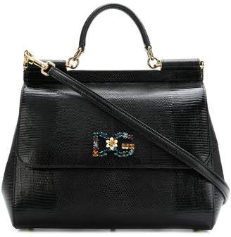 Dolce & Gabbana Large Sicily bag