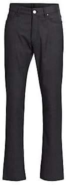 Ermenegildo Zegna Men's Flannel Wool Jeans