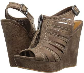 Not Rated Saucin Women's Wedge Shoes