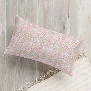 unfinished Business Lumbar Pillow