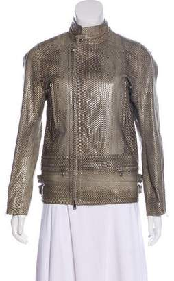 876db2cdf903 Gucci Biker Jacket Women - ShopStyle