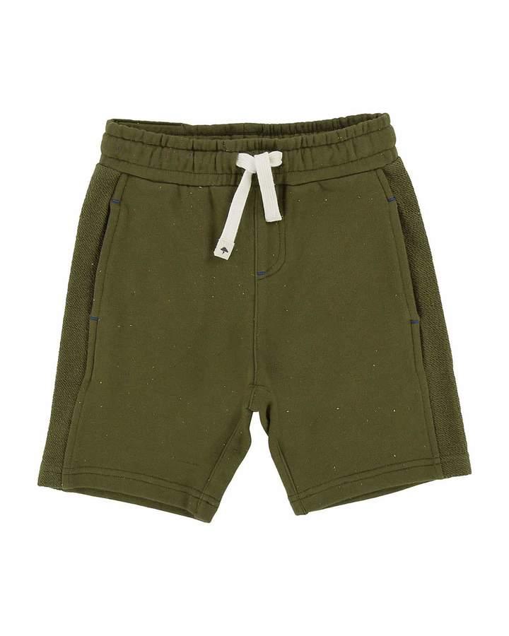 Billybandit Speckled Sweat Shorts, Size 2-8