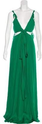 Thakoon Silk Evening Dress
