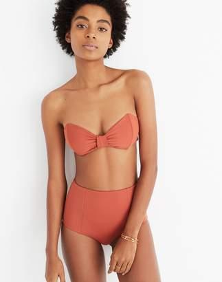 Madewell The Ones Who Heather Bikini Bottom