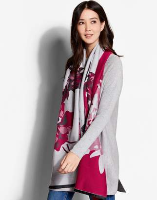 Joules Clothing Jacquelyn Jaquard Scarf