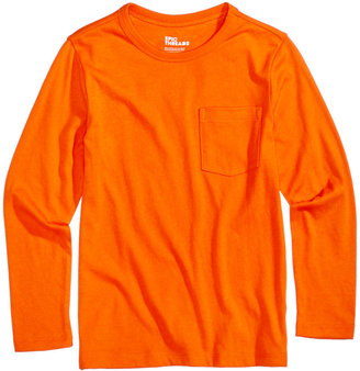 Epic Threads Solid Pocket T-Shirt, Toddler Boys (2T-5T), Created for Macy's