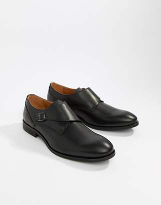 Zign Shoes monk shoes in black